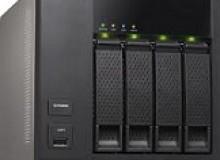 Qnap TS-412 4bay Network storage